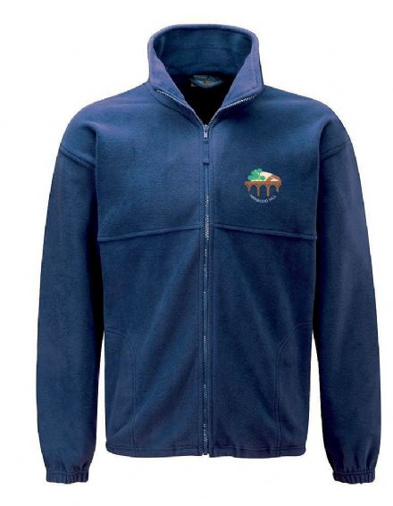 Harwood Hill Primary Royal Fleece